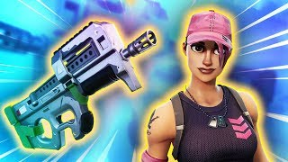 "NEW WEAPON + SKIN ""GRACE"" ABSURD! -Fortnite, the"