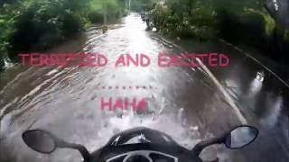 OMG!!!!MONSOON WATER LOGGING || GAADI KE TOH LAG GAYE || HAPPY MONSOON