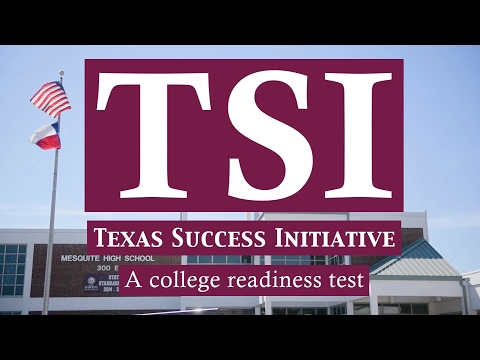 Texas Success Initiative