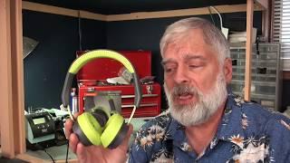 Plantronics BackBeat 500 On Ear Sealed Bluetooth Headphones