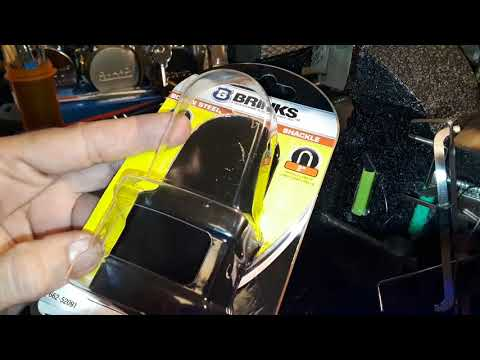 (400) Picking On a Brinks Commercial Laminated Padlock  # 662-52091