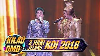 Duet Terciamik! Iyeth Bustami Dan Siti KDI [LAKSAMANA RAJA DILAUT] - Kilua MD (13/7)