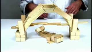 Wooden Toys From Tegu - Building Sydney Harbour