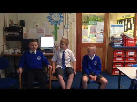 St Luke's CE Primary School Leavers' DVD 2017