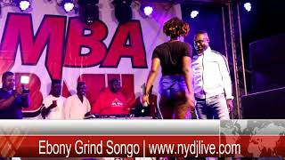 EXCLUSIVE: Ebony Reigns Grinds Countryman Songo Real Hard Live on Stage