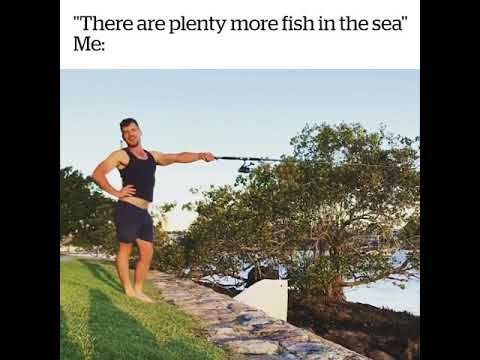 Plenty more fish in the sea?