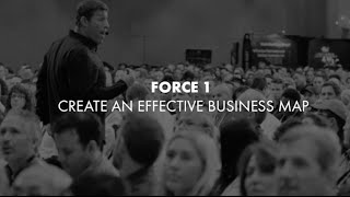 Business Mastery Force 1: Create An Effective Business Map | Tony Robbins
