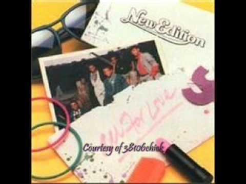 "New Edition -- ""Tonight's Your Night"" (1985)"