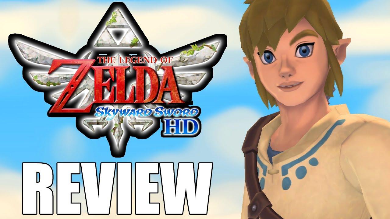 The Legend of Zelda: Skyward Sword HD Review - The Final Verdict (Video Game Video Review)