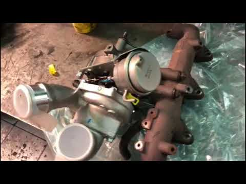 Замена турбины Хендай Гранд Старекс 2.5 D4CB