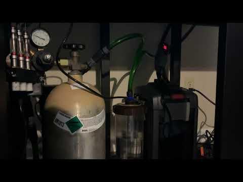 GLA CO2 Reactor for my 120 gallon aquarium