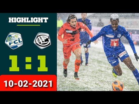 Luzern Lugano Goals And Highlights