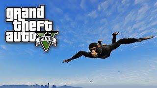 MAJMUNI PADAJU SA NEBA ! Grand Theft Auto V - Avanture sa Stefketom #4 thumbnail