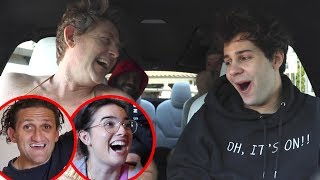 SURPRISING VLOG SQUAD WITH MY NEW BODY!!