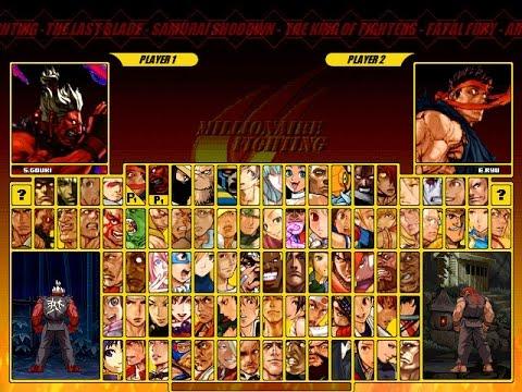 Snk Vs Capcom Ultimate Mugen 3rd Battle Edition Descargar Juegos