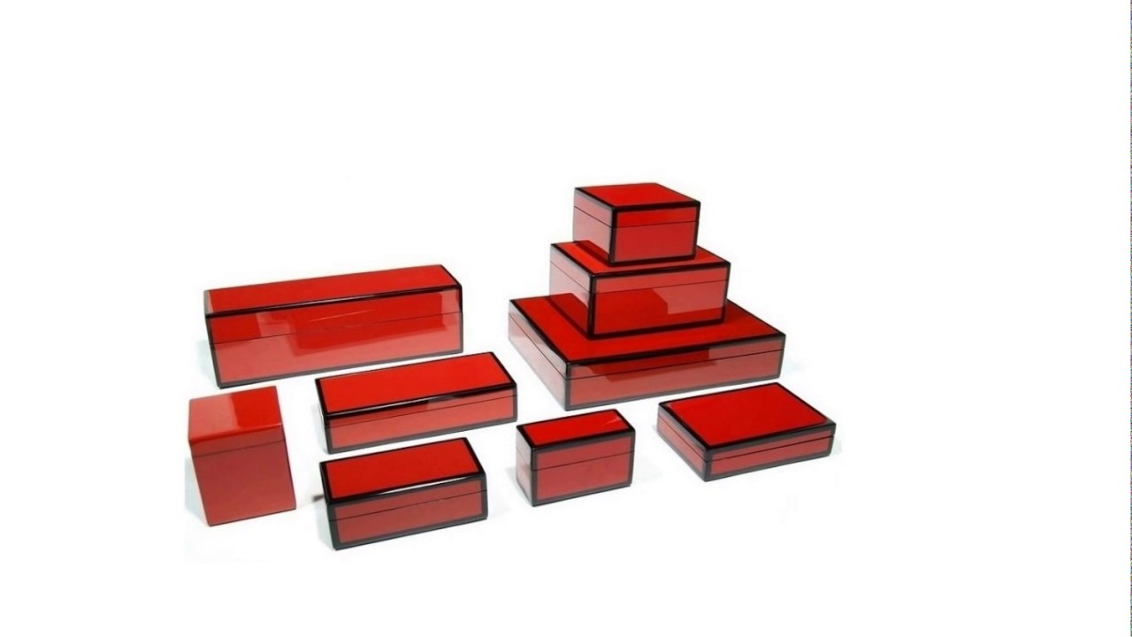 Gift Box Red Box Red Boxes Gift Box Ideas By InStyle Decor HOLLYWOOD  sc 1 st  YouTube & Gift Box Red Box Red Boxes Gift Box Ideas By InStyle Decor ...