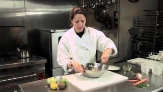 Kohlrabi & Turnip Salad : Refreshing Salads