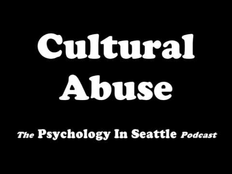 Cultural Abuse