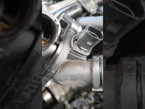 Audi A4 No Heat In The Car Thermostat Replacement Pat 2