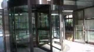 [TRONCO] Automatic Revolving door-3wing(旋轉自動門)