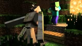 Клипы Minecraft #3 История Стива