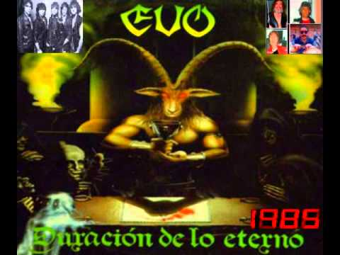 EVO - DURACION DE LO ETERNO (LP 1985) Full Album