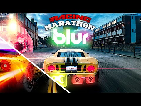 The Most Underrated Racing Game: Blur - Racing Marathon 2020