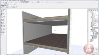Обзор Archicad 17 - Соединение конструкции.(В этом видео показан обзор возможностей соединения стен и перекрытий. Хотите получать Видео уроки по Archicad..., 2013-06-11T05:48:22.000Z)