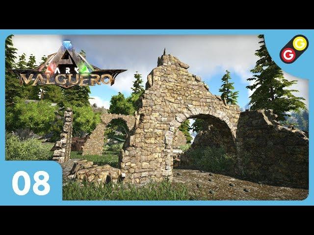 ARK : Survival Evolved - Valguero #08 Allons-nous nous installer dans des ruines ? [FR]