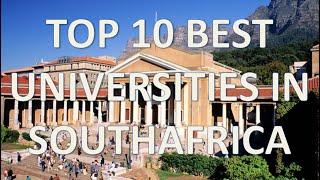 Top 10 Best Universities In South Africa/Top 10 Universidades De Sudáfrica thumbnail
