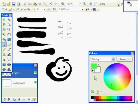 The Very Basics of Paint.Net (part 1)