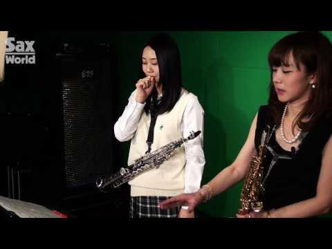 テレビ番組やライブ、雑誌などでサックスの演奏を披露し、ファンの間でその腕前が話題となっているSKE48の古畑奈和。雑誌『サックス・ワールド...