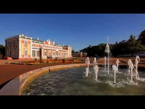 Travel Guide Tallinn, Estonia - Kadriorg & Pirita - art & seaside greenery