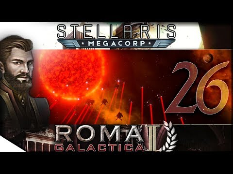 Culling the Cult (Nearly) - 2.2.3 Le Guin Gameplay | STELLARIS: MegaCorp — Roma Galactica II 26