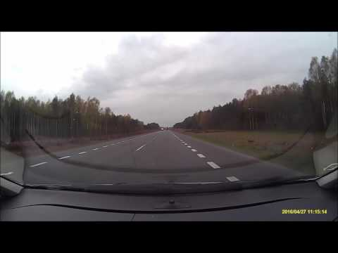 DRIVING EUROPE. XXII. Białystok - Warszawa. La gran recta.