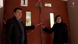 Tema: Inauguración de laboratorio de Musculatura y Fisiología
