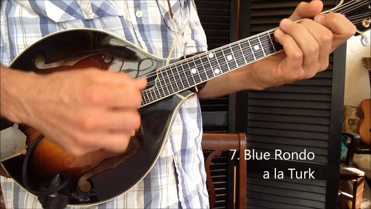 10 songs to play on mandolin that aren't bluegrass