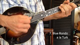 10 songs to play on mandolin that aren