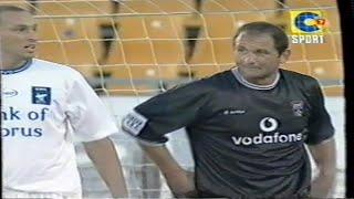 NSL 2001/02 Season - Auckland Football Kingz Vs Olympic Sharks
