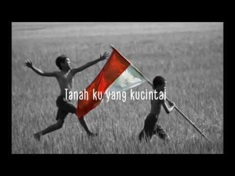 Tanah Airku : Lirik Lagu