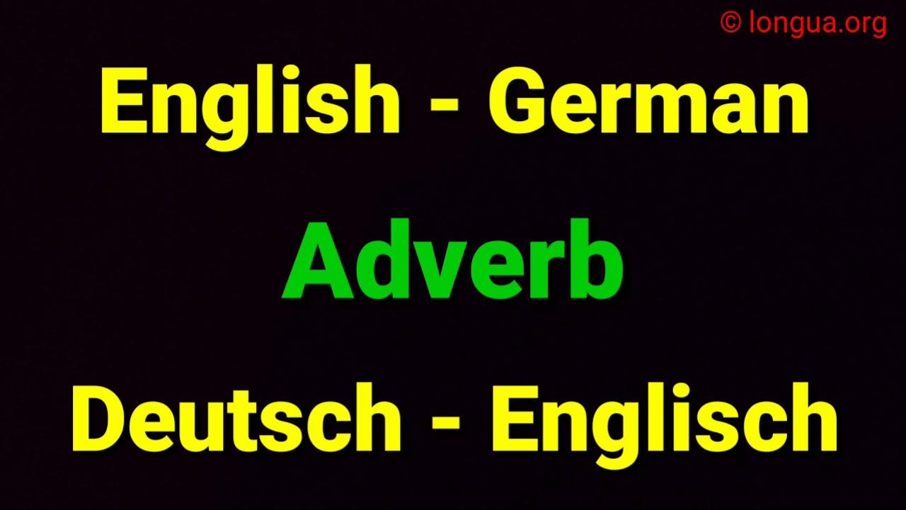 Dort Englisch