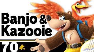 Super smash bros ultimate banjo kazooie theme (fan made)