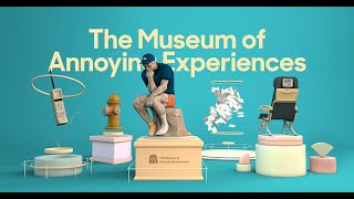 Zendesk Presents: The Museum of Annoying Experiences