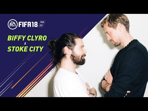 FIFA 18 | Biffy Clyro vs Stoke City FC
