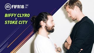 FIFA 18 | Biffy Clyro vs Stoke City FC