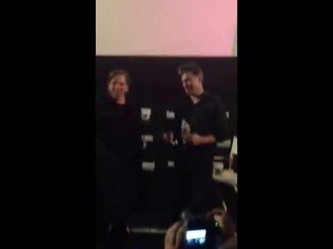 Leonard Nimoy at Capetown Film Festival 2013