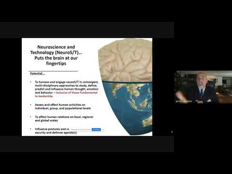 Dr. James Giordano: Battlescape Brain: Military and Intelligence Use of Neurocognitive Science