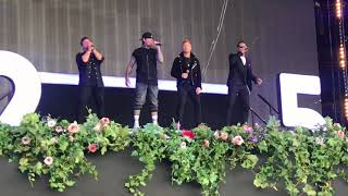 Boyzone 'Picture Of You' Radio 2 live Hyde Park 2018