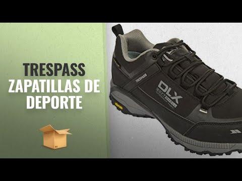 productos-2018,-los-10-mejores-trespass:-magellan-mens-dlx-walking-trainers-black-43