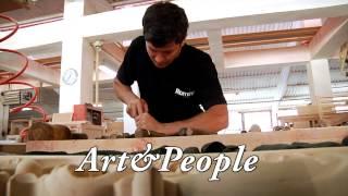 Romina Cribs, Dressers & Kids Furniture Video